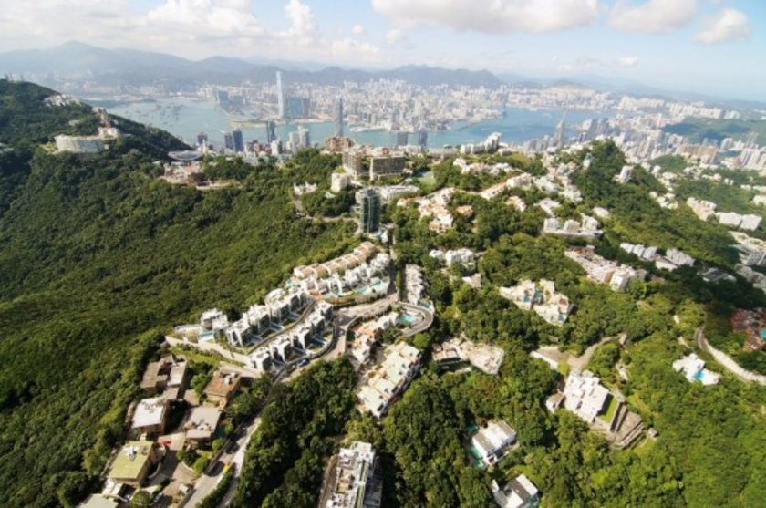 <p>Çinli bir firma tarafından satışa çıkarılan brüt 440 metrekarelik daire için 105.7 milyon dolar (230 milyon TL) isteniyor.</p>
