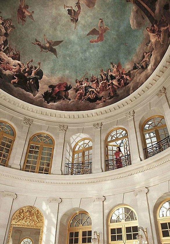 <p>Fransa'da Kral 14'üncü Louis onuruna inşaa edilen şato tam 301 milyon dolara satıldı.</p>