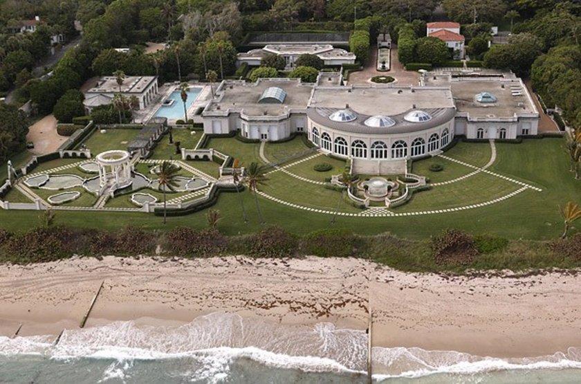 <p>7) Franchuk Villa - $ 161,000,000</p>