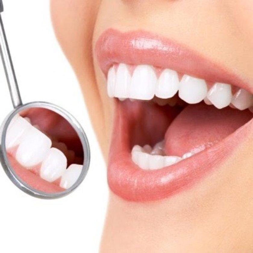 Bu yüzden dişlerinize ve dişetlerinize çok iyi bakmalısınız. Diş hekiminizin tavsiyelerini mutlak uygulayın.\n