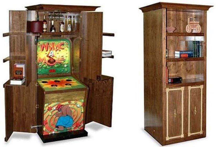 Kişisel oyun ve içki haznesi\n<br>35 bin dolar.