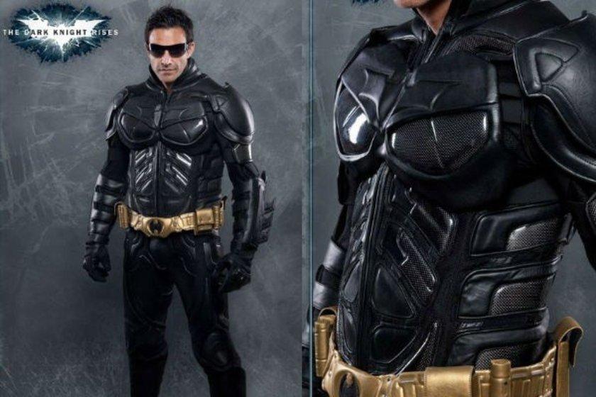Batman forması\n<br>1540 dolar. \n<br>Kaynak: CNBCe