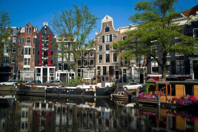 45 Hollanda yüzde -2.1
