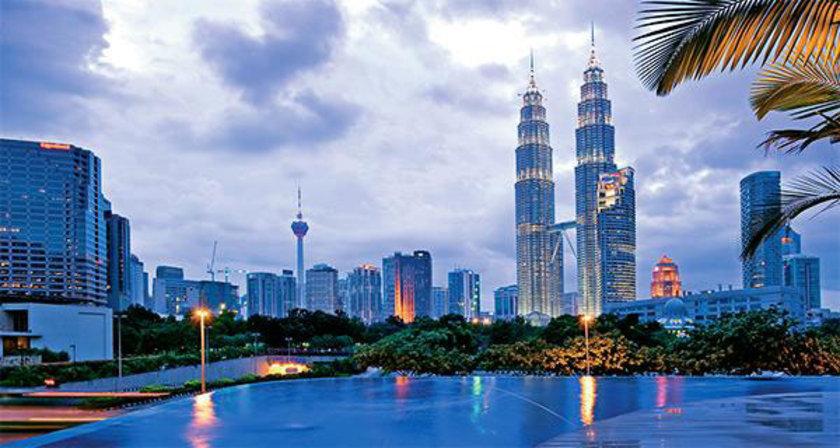 15 Malezya yüzde 8