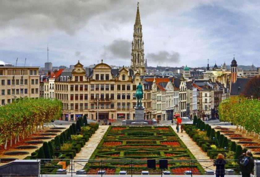 33 Belçika yüzde 1.7