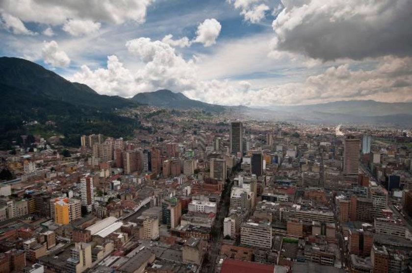 8 Kolombiya yüzde 10.6