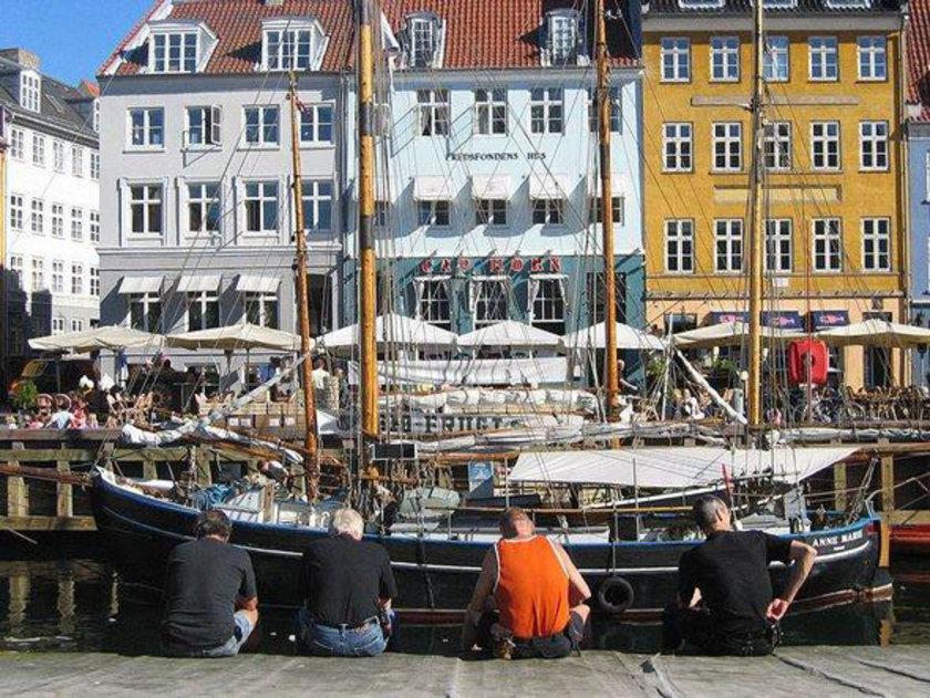 30 Danimarka yüzde 2.5