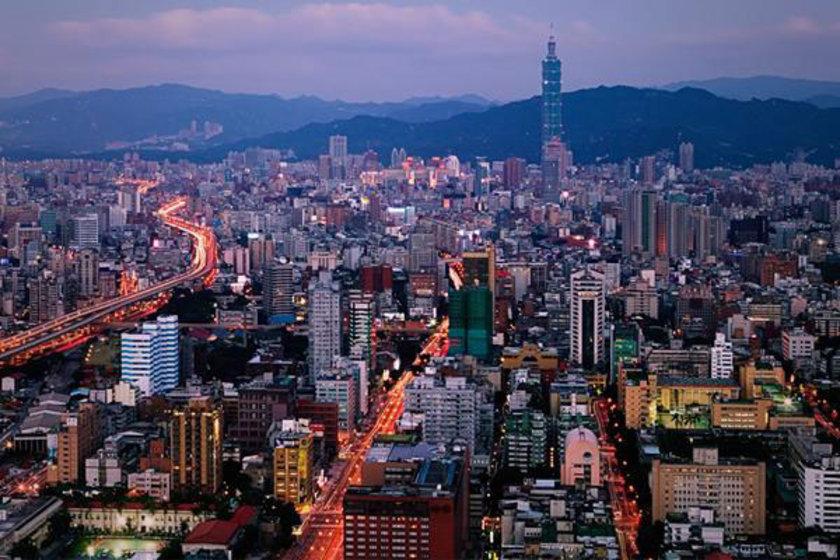 5 Tayvan yüzde 12.2