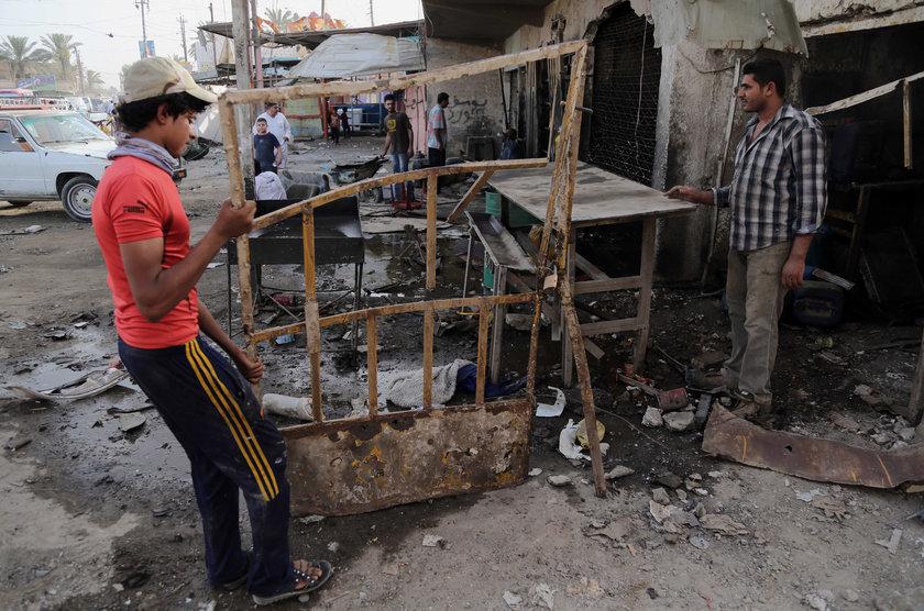 Irak Başbakanı Nuri el Maliki, parlamentodan olağanüstü hal ilan etmesi için yetki istedi.