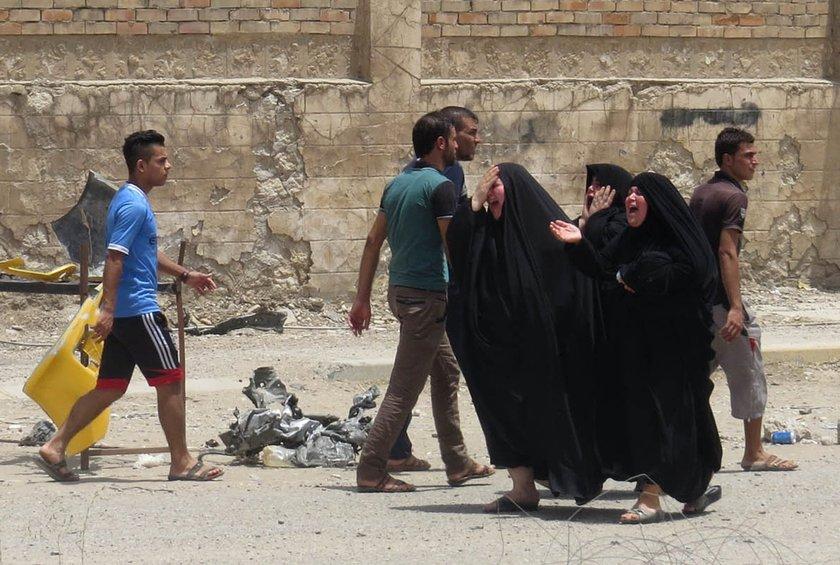 Musul'un IŞİD'in kontrolüne geçmesinin ardından konuşan Başbakan Nuri el Maliki, \