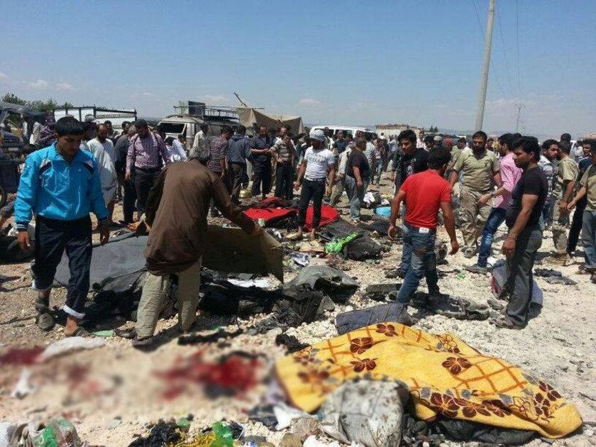 Musul'un düşmesinin ardından Irak ordusu silah ve askeri araçlarını bırakarak kenti terketti.