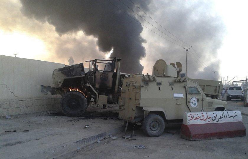 Irak Şam İslam Devleti (IŞİD) örgütü militanları, Irak'ın Musul kentini ele geçirdikten sonra, kentte en az 500 bin kişinin kaçtığı belirtiliyor.