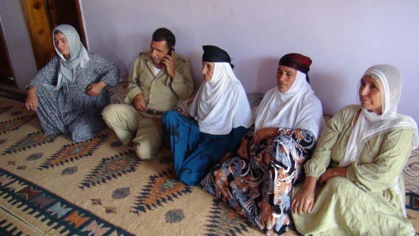 Türk şoförlerin serbest bırakıldığı haberi, rehin tutulan vatandaşların aile evlerinde büyük sevinçle karşılandı.