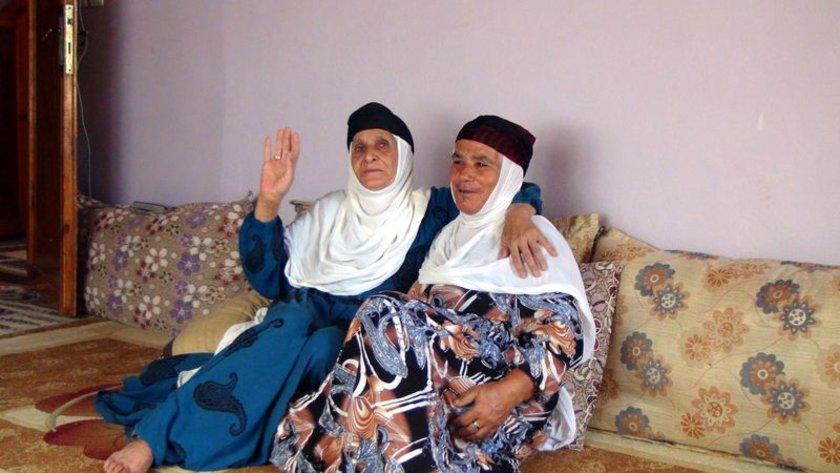 Mezopotamya Mahallesi'nde yaşayan Çobanoğlu ailesi şoförlerin serbest bırakılmasını zılgıtlarla kutladı.