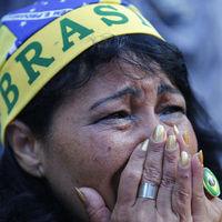 Samba ağlıyor!