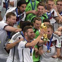 Dünya Kupası 2014 Dünyanın en büyüğü Almanya...