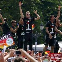 Dünya Kupası 2014 Almanya'da tarihi anlar!
