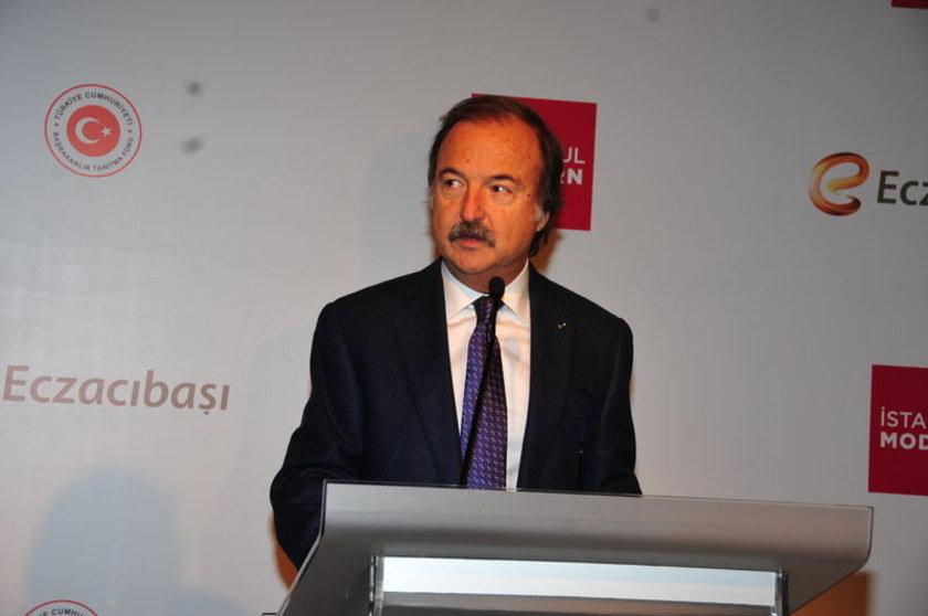Erdal Karamercan (Eczacıbaşı Holding) Boğaziçi Kimya