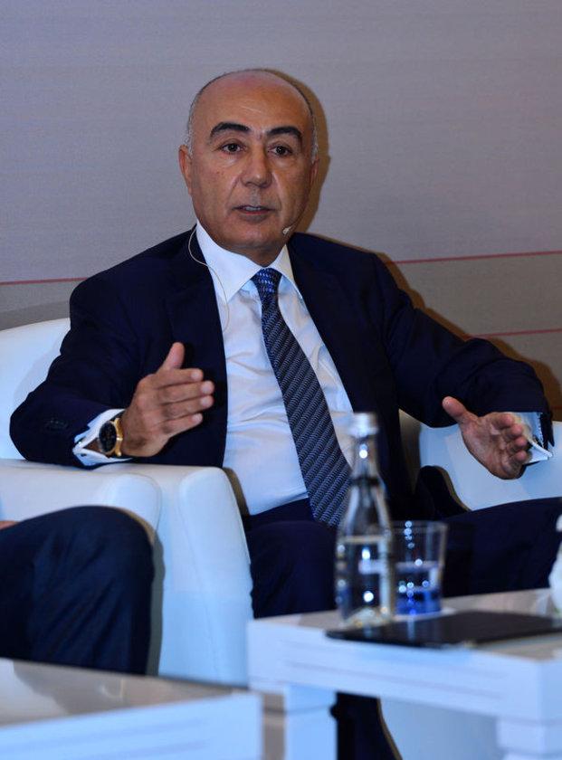 Hüsnü Akhan (Doğuş Holding) ODTÜ işletme