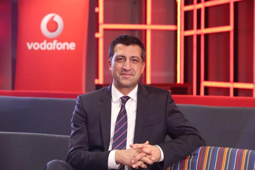 Gökhan Öğüt (Vodafone) Boğaziçi Endüstri Müh.