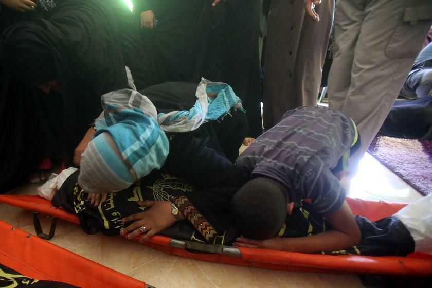 İsrail saldırılarında bugüne kadar ölenlerin sayısı 500'ü aştı.