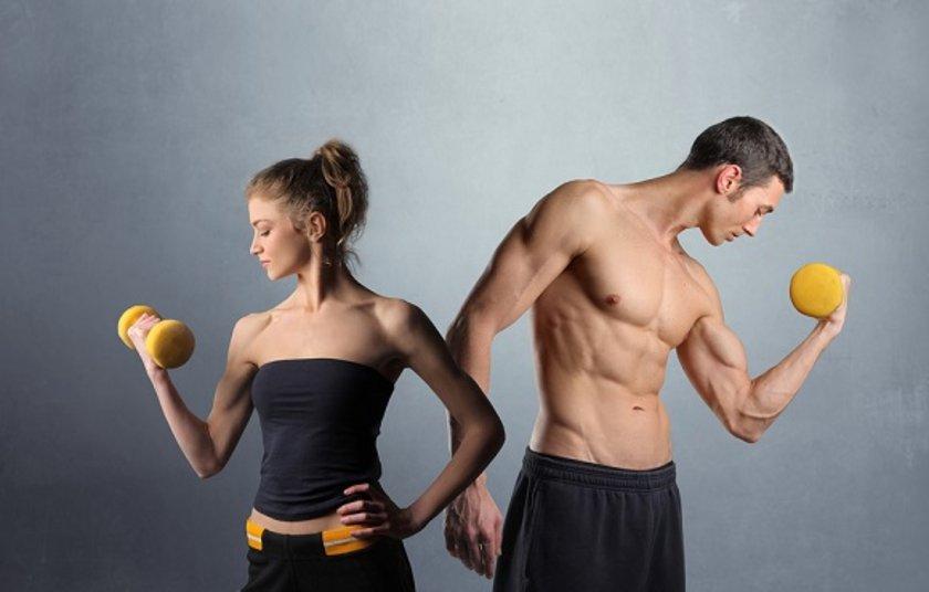 Ağırlık çalışarak kalbinizi güçlendirin\n\nAğılıklarla egzersiz yapmak vücudunuzdaki yağ oranını azaltır, kilo verdirir, kas yoğunluğunuzu arttırır ve aerobik egzersizlerinde size faydalı olur