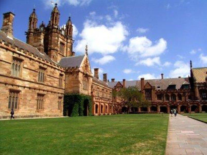 Avustralya\n<br>\nSydney Üniversitesi\n<br>\nDünya sıralaması: 95 \n