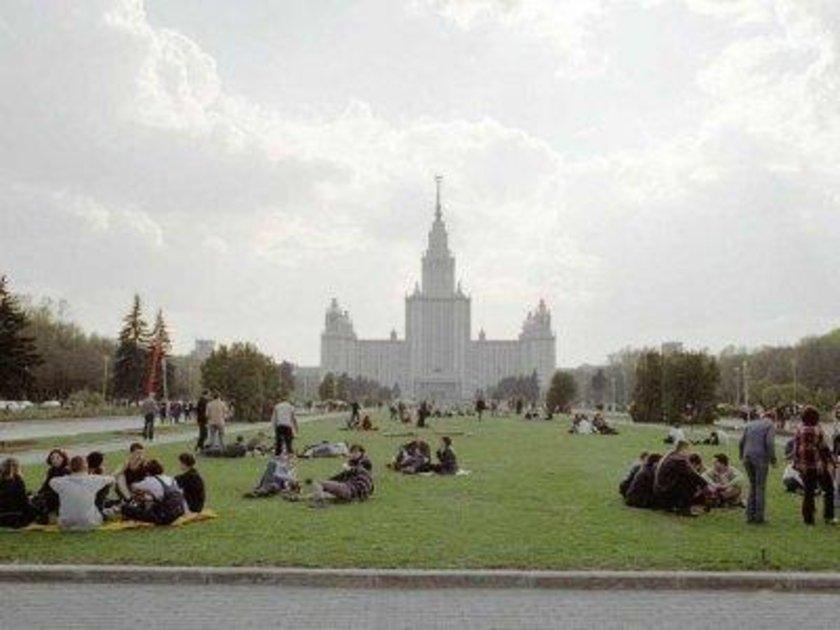 Rusya\n<br>\nLomonosov Moskova Üniversitesi\n<br>\nDünya sıralaması: 48 \n