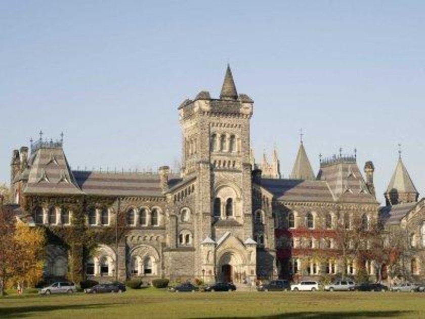 Kanada\n<br>\nToronto Üniversitesi\n<br>\nDünya sıralaması: 31