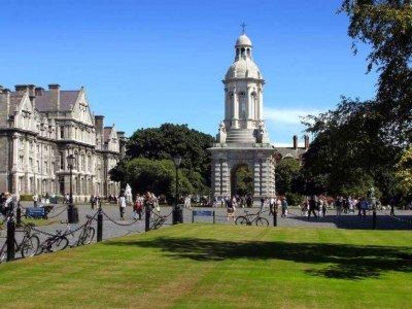 İrlanda\n<br>\nTrinity College\n<br>\nDünya sıralaması: 200 \n