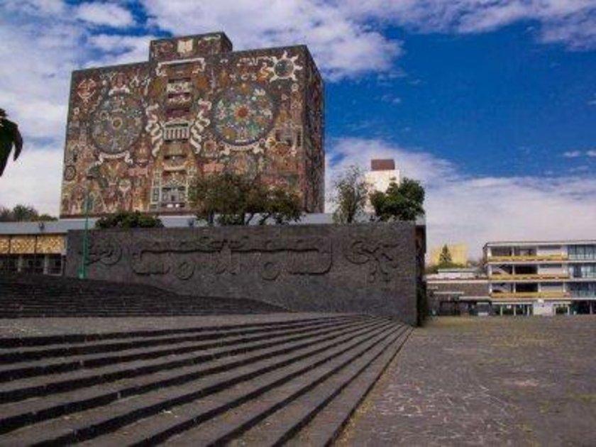Meksika\n<br>\nMeksika Ulusal Otonom Üniversitesi\n<br>\nDünya sıralaması: 337 \n