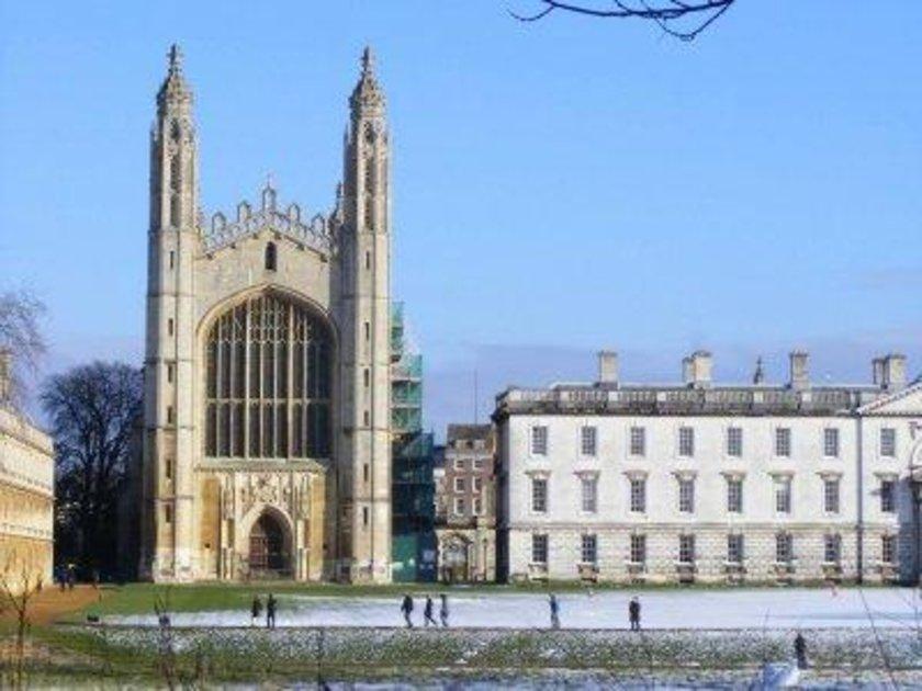 İngiltere\n<br>\nCambridge Üniversitesi\n<br>\nDünya sıralaması: 4 \n