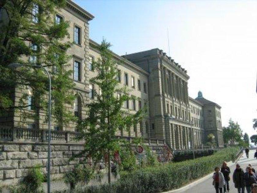 İsviçre\n<br>\nZürih Federal Teknoloji Enstitüsü\n<br>\nDünya sıralaması: 18 \n