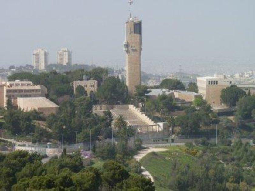 İsrail\n<br>\nKudüs Üniversitesi\n<br>\nDünya sıralaması: 22