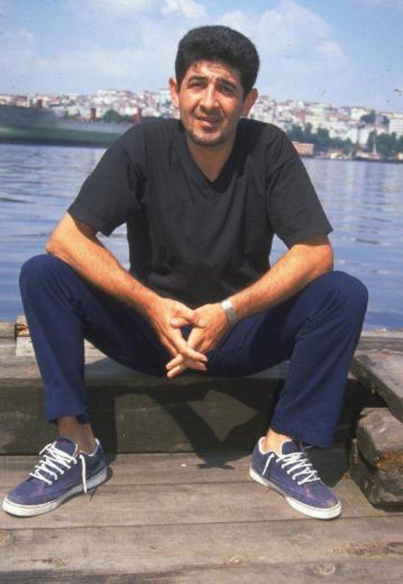 İşte fotoğraflarla Murat Göğebakan...