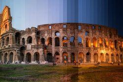 Fotoğraflarda 'zaman dilimi'