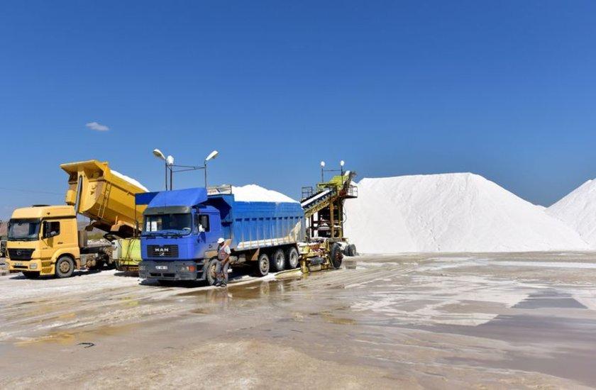 SOFRALARIN VAZGEÇİLMEZİ TUZ<BR>Yemek tuzu, kimyada sodyum klorür (NaCl) ismiyle bilinen beyaz kristal yapılı bir bileşiktir. İnsan dahil tüm canlıların besin kaynaklarından olan tuz, ticari bakımdan da önemli bir maddedir.