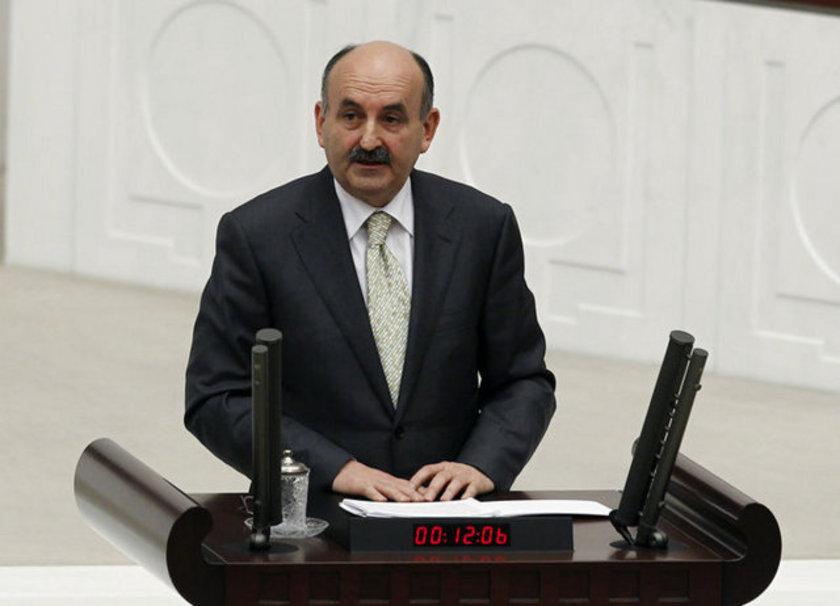 Sağlık Bakanı: Mehmet Müezzinoğlu
