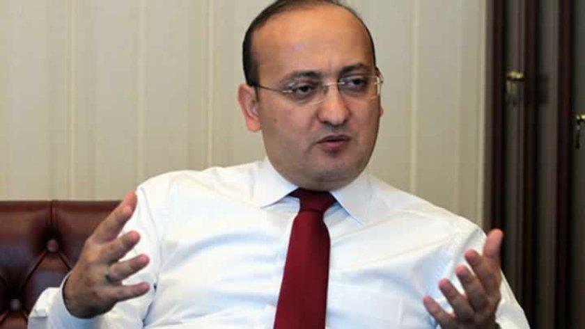Yalçın Akdoğan Başbakan Yardımcısı