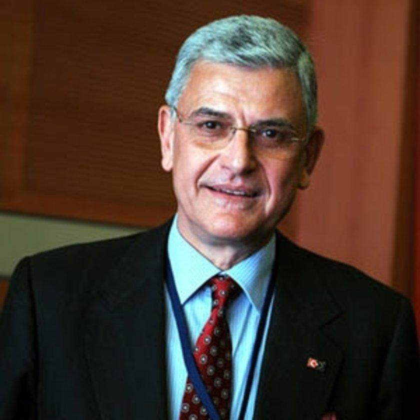 AB Bakanı - Volkan Bozkır