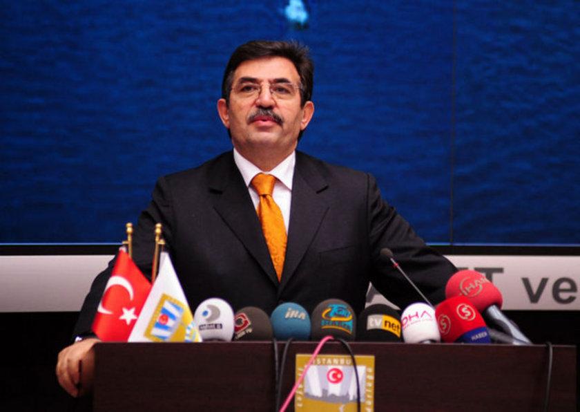 Çevre ve Şehircilik Bakanı - İdris Güllüce