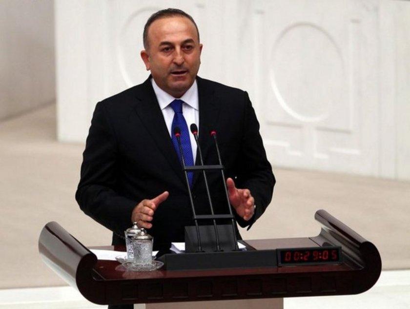 Dışişleri Bakanı - Mevlüt Çavuşoğlu