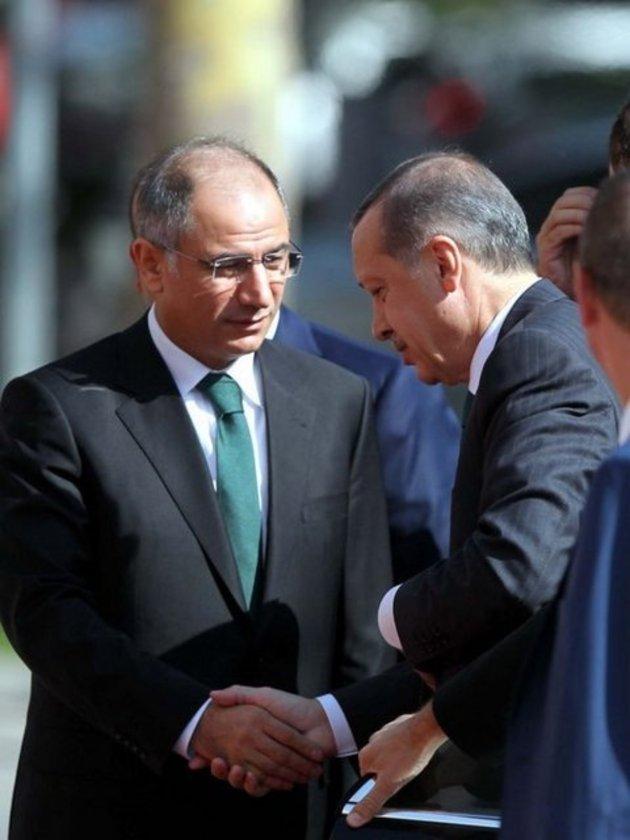 İçişleri Bakanı - Efkan Ala \n