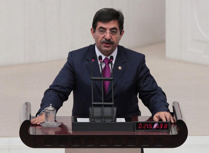 Güllüce,1950'de Erzurum'da doğdu. Yıldız Teknik Üniversitesi İnşaat Fakültesini bitiren Güllüce, yüksek lisansını Gebze Yüksek Teknoloji Üniversitesinde Yönetim Organizasyon alanında tamamladı.