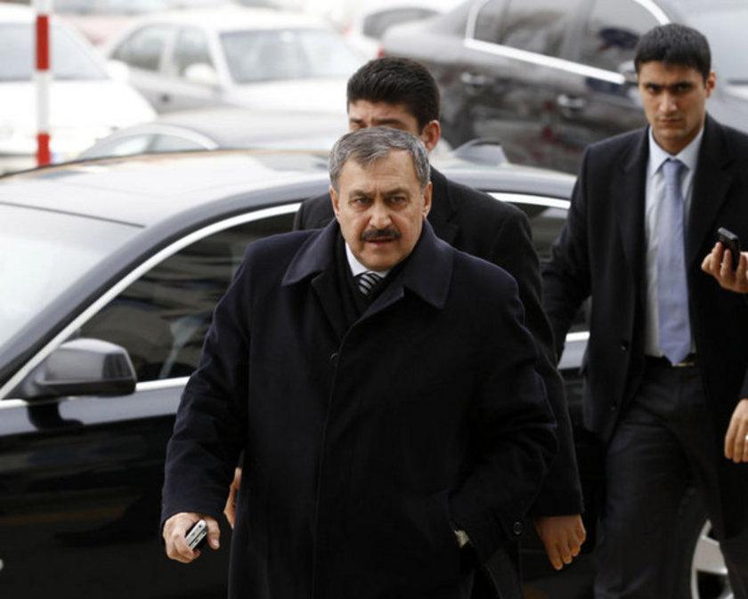 Orman ve Su İşleri Bakanı: Veysel Eroğlu