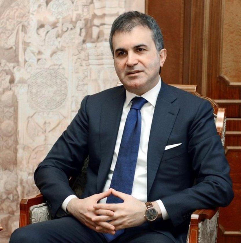 Kültür ve Turizm Bakanı: Ömer Çelik