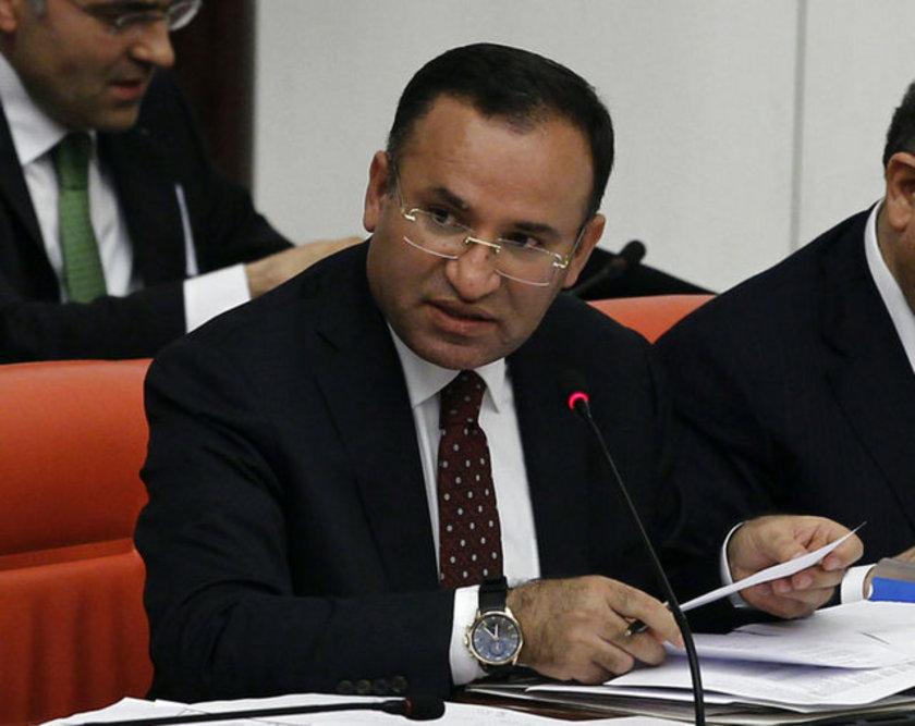 Adalet Bakanı - Bekir Bozdağ