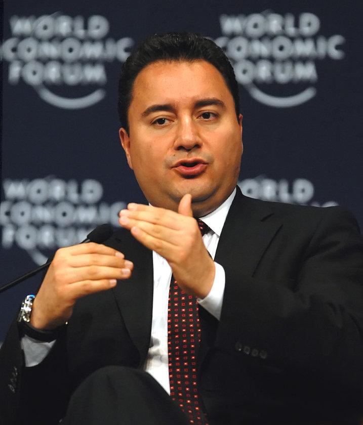 Başbakan Yardımcısı: Ali Babacan