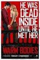 9-Sıcak Kalpler (Warm Bodies) (2013): 35 milyon dolarlık bütçesiyle listenin en pahalı işi… Bir zombinin gözünden akan, onun içsesiyle ironi kazanan ve hedefi insan yiyicilikten kurtulmak olarak koyan keyifli bir eser… Hem de zombi (R) ile insan (Julie)
