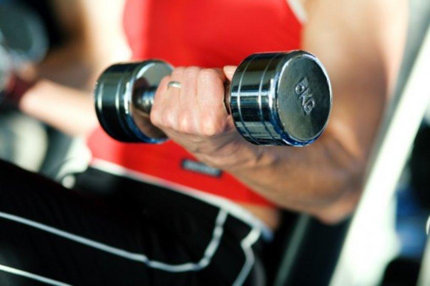 Doktorlar eskiden kan basıncını arttırdığından ağırlık çalışmanın kalp için kötü olduğu kanısındaydı.
